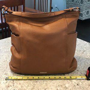 Coach Park Leather Hobo Bag